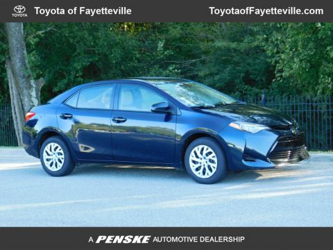 Pre-Owned 2018 Toyota Corolla SE CVT
