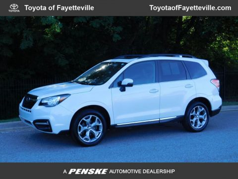 Pre-Owned 2018 Subaru Forester 2.5i Touring CVT