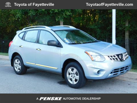 Pre-Owned 2015 Nissan Rogue Select AWD 4dr S