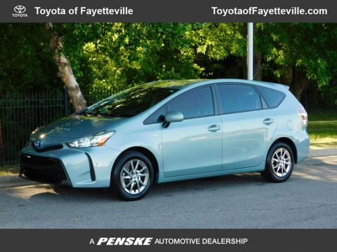 Pre-Owned 2016 Toyota Prius v 5dr Wagon Two