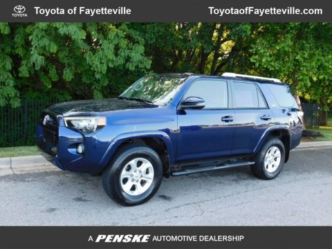 Pre-Owned 2016 Toyota 4Runner 4WD 4dr V6 Limited