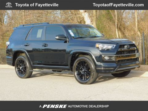 Pre-Owned 2019 Toyota 4Runner Limited Nightshade 4WD
