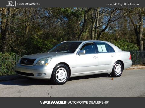 Pre-Owned 2001 Lexus LS 430 4dr Sedan