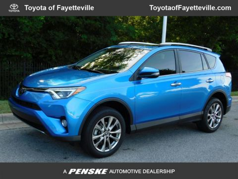 Pre-Owned 2016 Toyota RAV4 FWD 4dr Limited