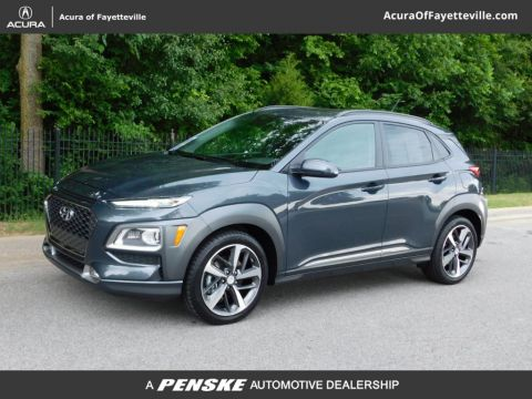 Pre-Owned 2018 Hyundai Kona Limited 1.6T DCT