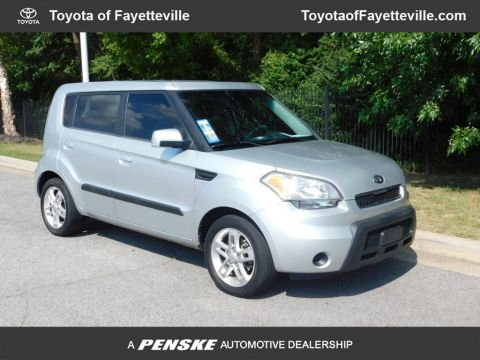 Pre-Owned 2010 Kia Soul 5dr Wagon Automatic +