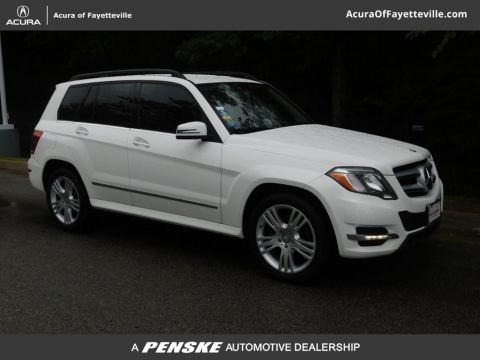 Pre-Owned 2015 Mercedes-Benz GLK RWD 4dr GLK 350